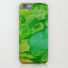 The green lakes iPhone 6s Slim Case