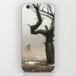 old apple tree iPhone Skin