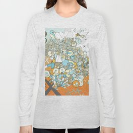 Nested Composition 3 Long Sleeve T-shirt