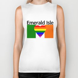 Ireland Gay Wedding Biker Tank