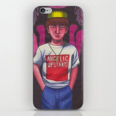The More You Ignore Me iPhone & iPod Skin