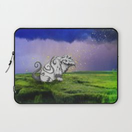 I Believe In Gruff Laptop Sleeve