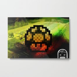 Boost Your 1's Metal Print