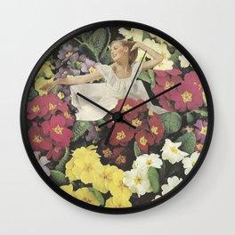 Waking up Wall Clock