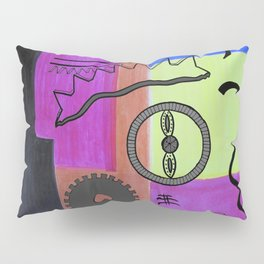 avant-garde still life . art Pillow Sham