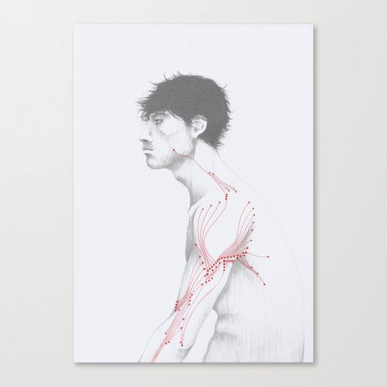 Circuitry Surgery 1 Canvas Print