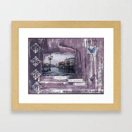Twilight Moments Framed Art Print