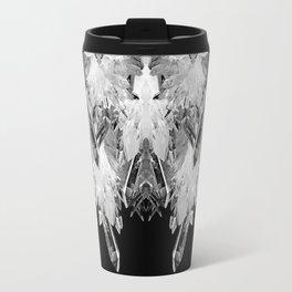 Kryptonite - Black & White Travel Mug