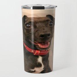 Black Jack Russell / Chihuahua Travel Mug