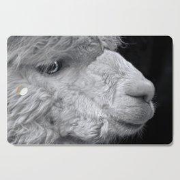 Alpaca Cutting Board