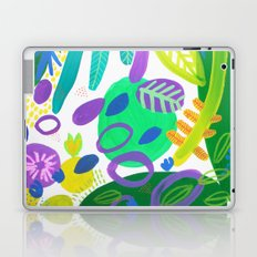 Between the branches. V Laptop & iPad Skin
