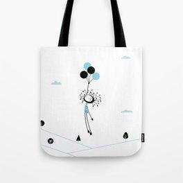 NenatreeBallon Tote Bag
