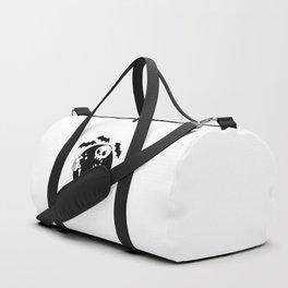 Death Before Decaf Duffle Bag