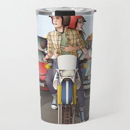 Fitzsimmons - Disaster Movie Travel Mug