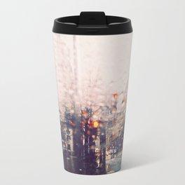 DC Rain Metal Travel Mug
