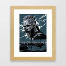 Vikings Framed Art Print