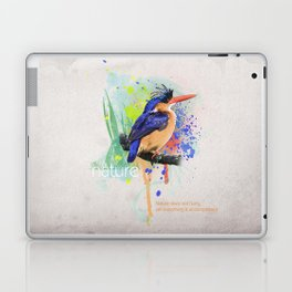 Nature does not hurry Laptop & iPad Skin