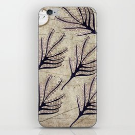 Seeds and Ring iPhone Skin