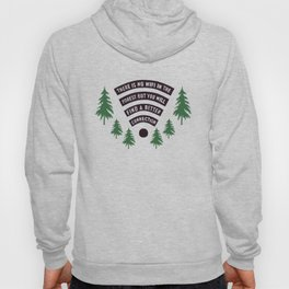 No Wifi Better Connection Nature Adventure Lovers Outdoor Humor Hoody