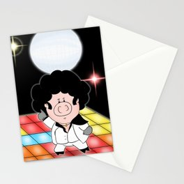 Saturday Night Fever Stationery Cards
