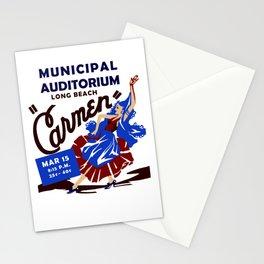 Carmen Long Beach Stationery Cards