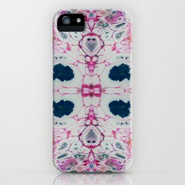 Fragmented 69 iPhone Case