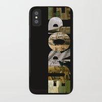 europe iPhone & iPod Cases featuring Europe by Stokes Whitaker
