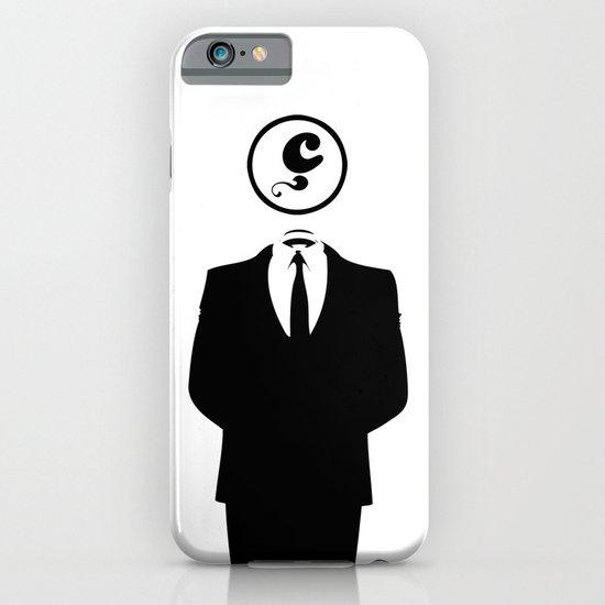 Anonymous / White / Blanc / Les Hameçons Cibles iPhone & iPod Case