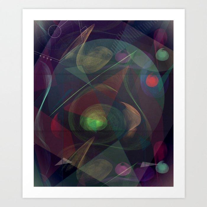 b6bf83549 What s Underneath It All  Art Print by shloks23