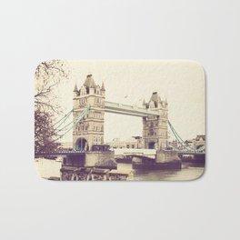 Tower Bridge, London Bath Mat