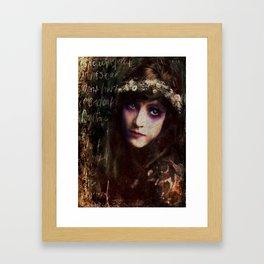 no33 Framed Art Print