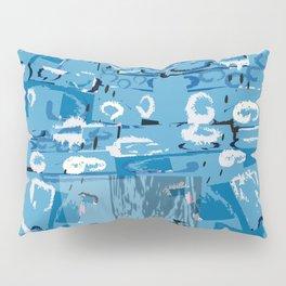 Oakland Blue Pillow Sham