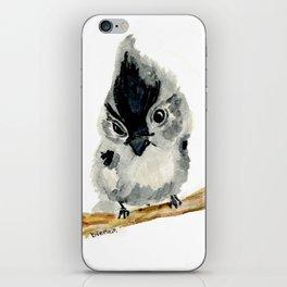 Judgy Little Bird iPhone Skin