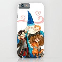 Harry Potter Hug iPhone Case