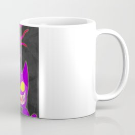 GhostKat Tree Tounge Coffee Mug