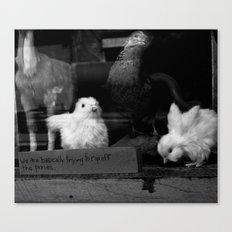 Pixies Canvas Print