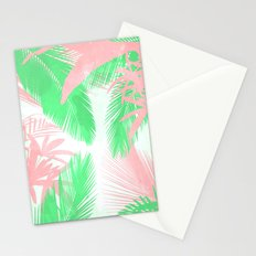 Tropical N Stationery Cards