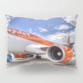 EasyJet Airbus A320 Pillow Sham