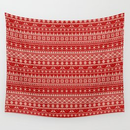 Christmas Jumper Wall Tapestry