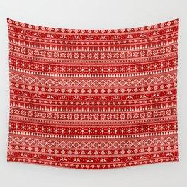 Christmas Jumper Wall Tapestry