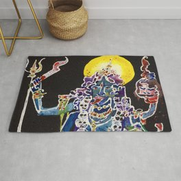 Goddess Kali Rug