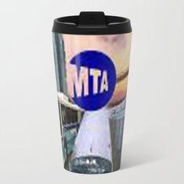 Metropolitan Transportation Authority Travel Mug