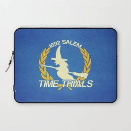 The Salem Time Trials Laptop Sleeve