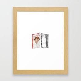 Show me the money Framed Art Print