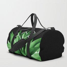 Agave geometrics III Duffle Bag
