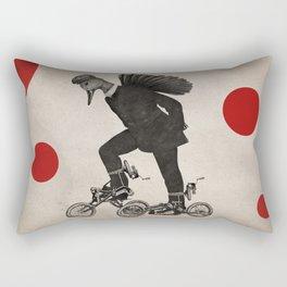 Anthropomorphic N°10 Rectangular Pillow