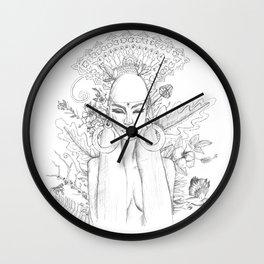 Divine Maya Wall Clock