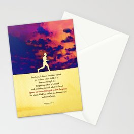 Press On! Stationery Cards