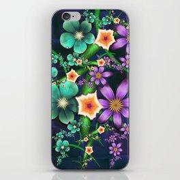 Flower Crop iPhone Skin
