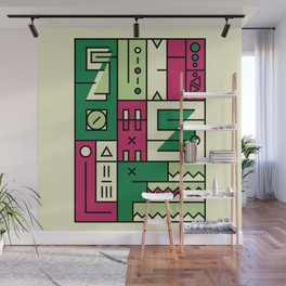 Play on words | Such is life Wall Mural